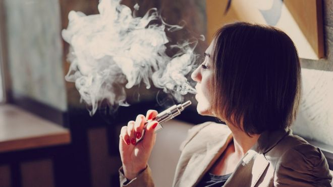 E-cigarette use among ex-smokers continues to rise