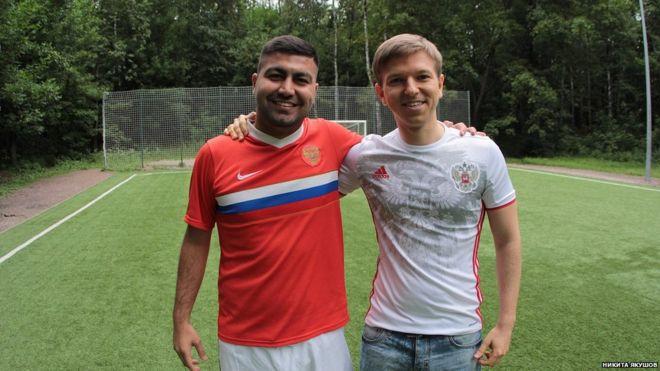 Голые парни футболисты россии фото 698-778