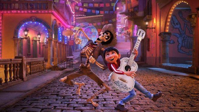 """Miguel, personaje central de la película """"Coco"""" (Foto: Disney/Pixar)"""