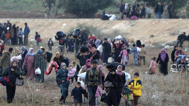 Kızılay Başkanı: İdlib'de insani dram yaşanıyor