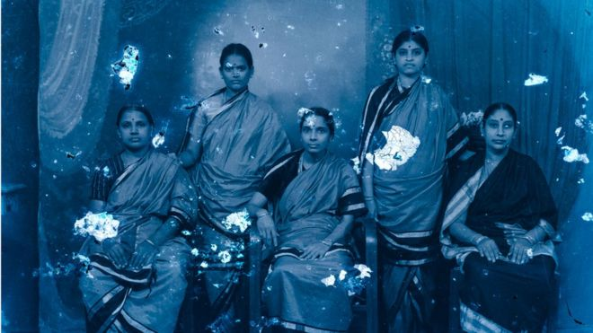 Women in 19th Century Tamil Nadu