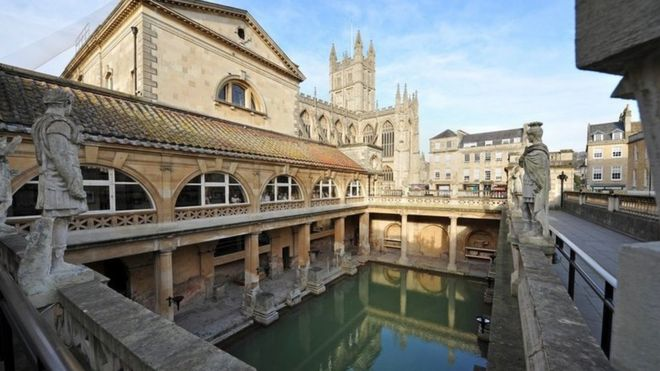 Image result for bath roman bath