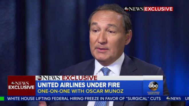 Серия скандалов поставила под угрозу карьеру директора United Airlines