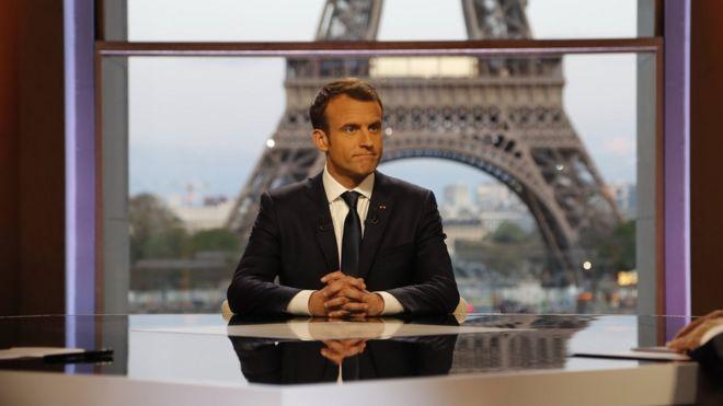 Fransa Cumhurbaşkanı Macron: Suriye'ye saldırarak Türkiye'yi Rusya'dan ayırdık