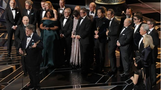 The Greeks and the Oscars