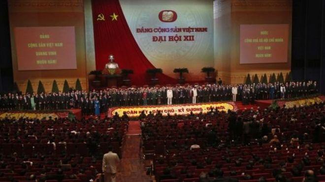 Đại hội Đảng 12 diễn ra tháng Giêng 2016