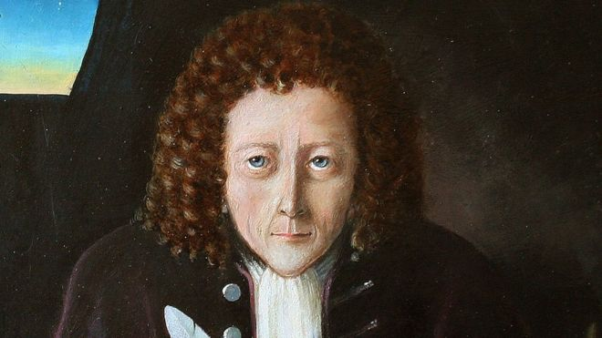 Por qué Robert Hooke,