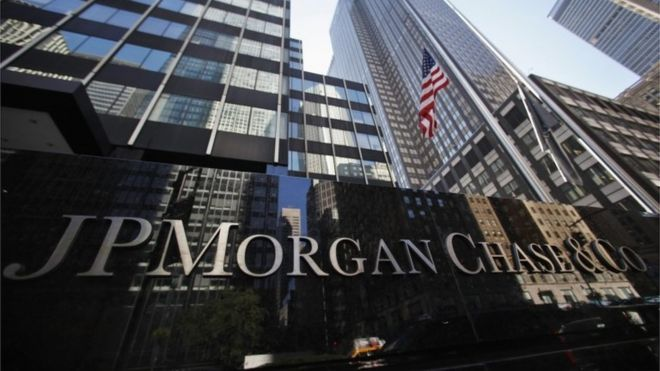 Картинки по запросу JPMorgan