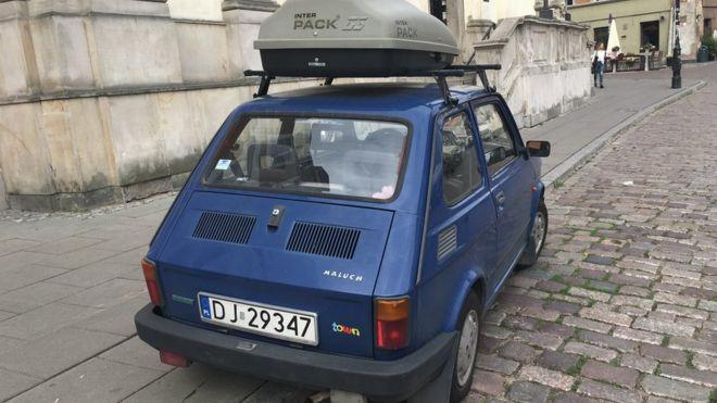 Xe Fiat Ba Lan