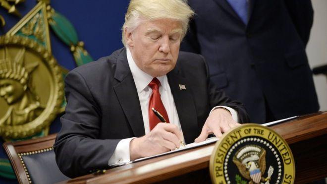 Saldo negativo a casi 100 días del inicio del gobierno de Donald-UNAM