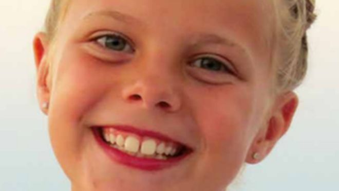Ten-year-old girl who died from asthma