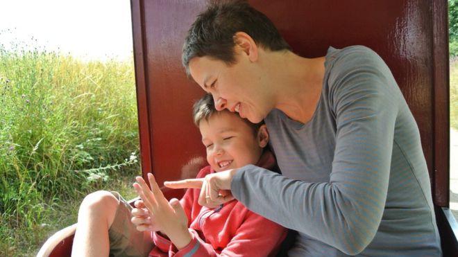 super parenting improves children s autism bbc news