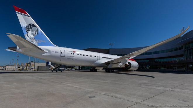 Nueva York-Londres en 5 horas y 13 minutos: así logró la aerolínea de bajo costo Norwegian