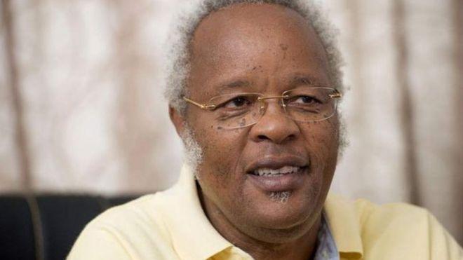 Kiongozi wa upinzani nchini Tanzania Edward Lowassa