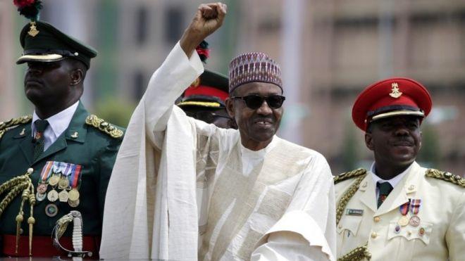 Image result for Muhammadu Buhari BBC