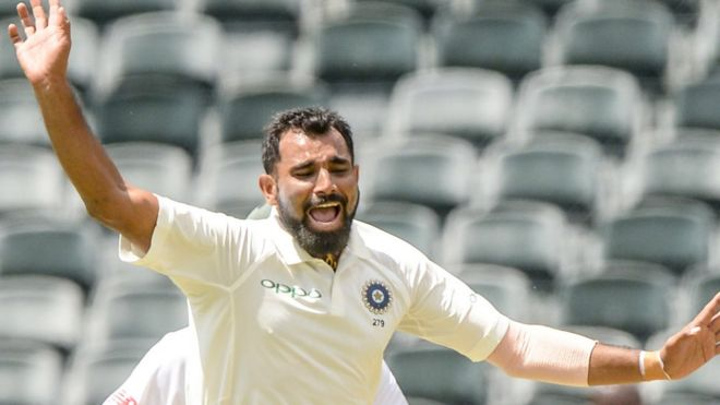 Shami offered Grade B contract as corruption investigation ends