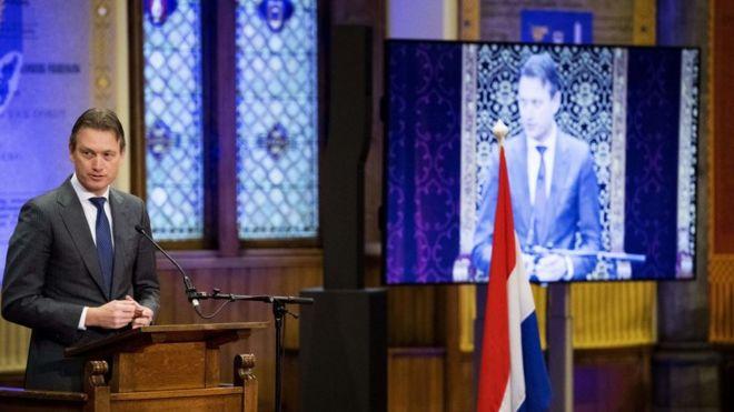 Hollanda Dışişleri Bakanı'nın 'Putin'le görüştüm' yalanı
