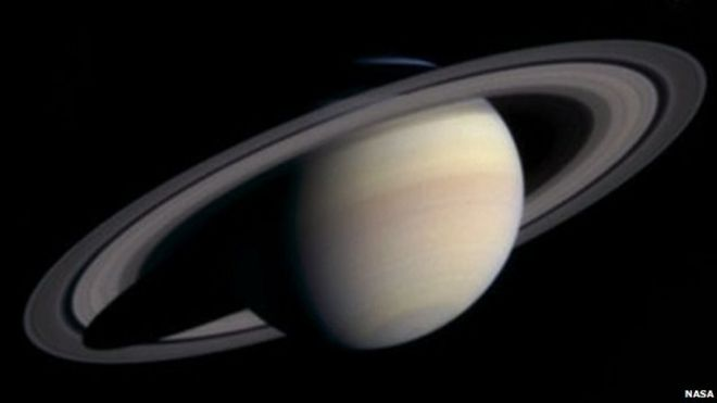 Saturn - facts about planets in the solar system - CBBC Newsround