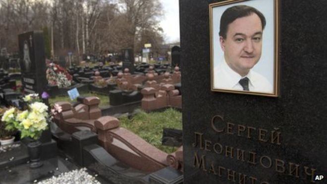 Image result for IMAGES OF Sergei Magnitsky