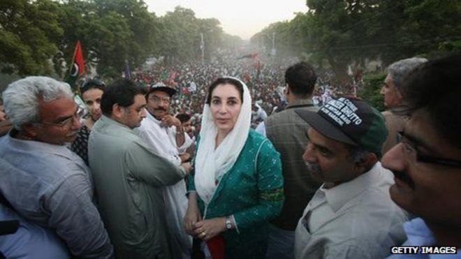 Return of Benazir