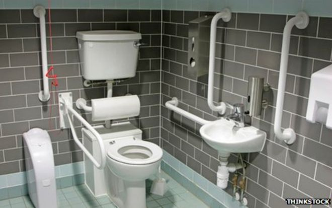 Disabled toilet. Disabled toilets  What is a Radar key    BBC News
