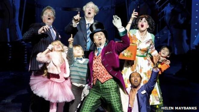 Charlie and the Chocolate Factory receives mixed reviews - BBC News