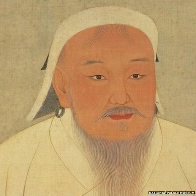 genghis khan good weather helped him to conquer news genghis khan