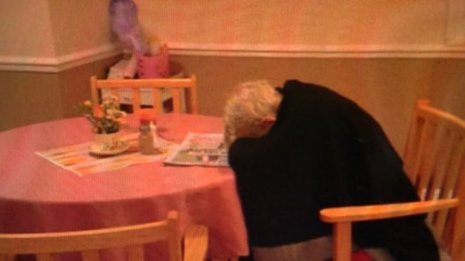 Image Caption Mrs Noaks Says Her Aunt Irene Was Depressed During Stay At The Eton Park Care Home