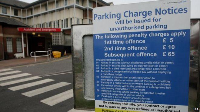 Image result for hospital car park