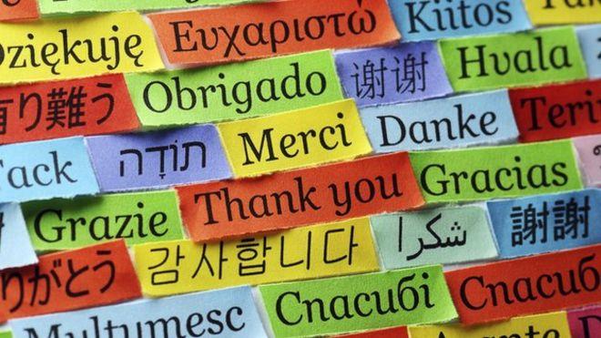 Economic Success Drives Language Extinction BBC News - Extinct languages