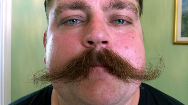 Superb British Beard And Moustache Championships Held In Bath Bbc News Hairstyles For Men Maxibearus