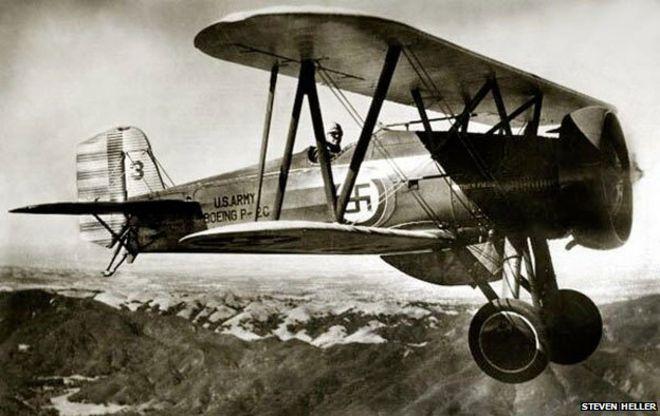 Avião do Exército americano
