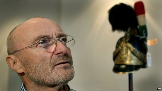 Image result for phil collins the alamo bbc radio