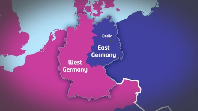 Guide What was the Berlin Wall  CBBC Newsround