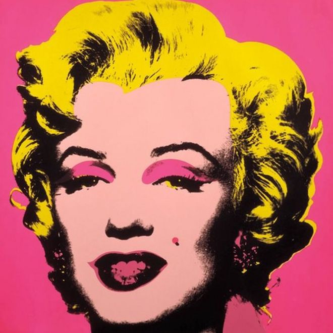 Andy Warhol pop-art exhibition opens at Tate Liverpool - BBC News