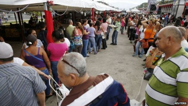 Image result for caracas general index market in venezuela