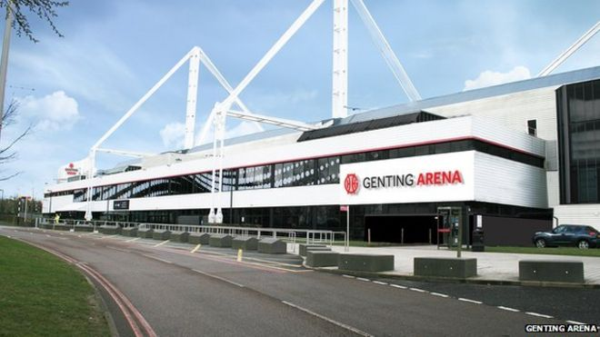 The Genting Arena