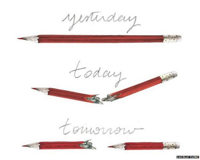 who first said the pen is mightier than the sword news cartoon showing a pencil which is broken therefore creating two pencils