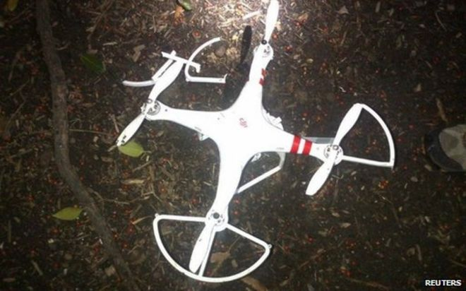 Drone Maker DJI Bans Washington Flights After White House Crash