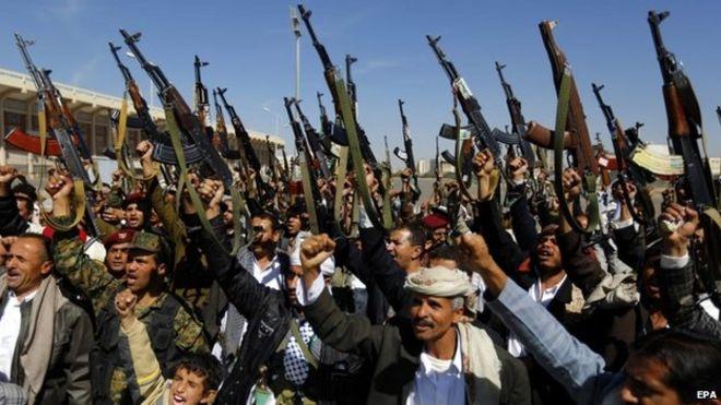 Image result for Houthi, Yemen, photos