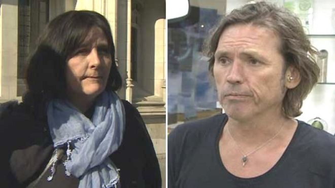 Woman could win cash payout 20 years after divorce bbc news kathleen wyatt left and dale vince right solutioingenieria Images