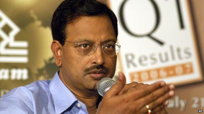 India Satyam Computers B Ramalinga Raju jailed for fraud BBC News – Ramalinga Raju Resignation Letter