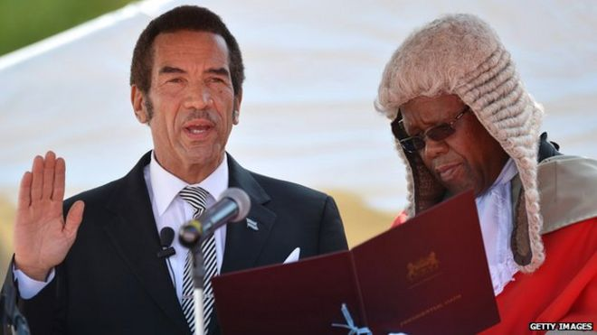 Image result for ian khama