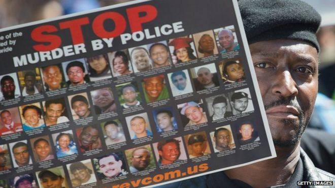 us police killlings