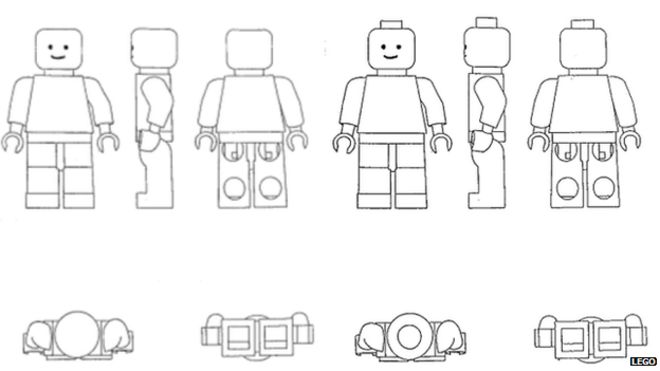 Europe court rules Lego figures are 'protected shape' - BBC News