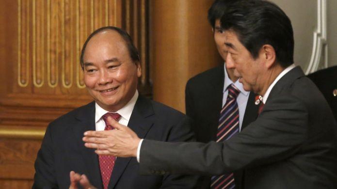 Việt Nam coi Nhật Bản là đối tác quan trọng hàng đầu