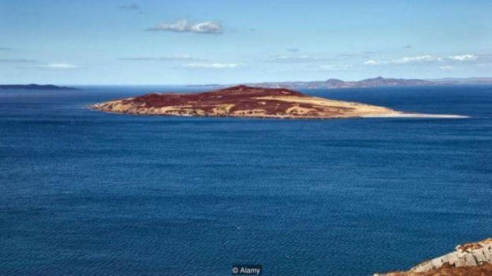 جزیره گروینارد محل آزمایش یکی از سویههای بسیار کشنده سیاهزخم بود