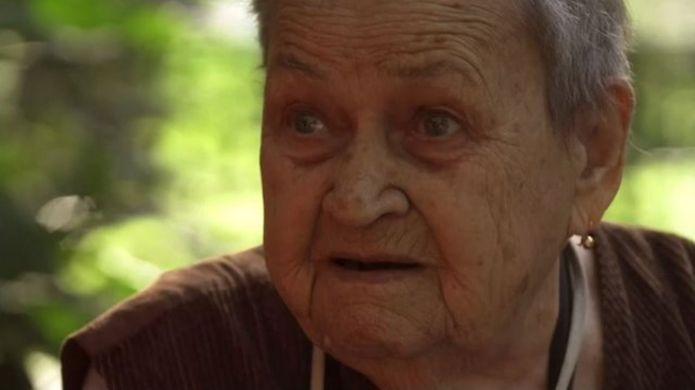 只因為講了一個笑話,維拉·葛魯貝娃就被勞改了6年。1951年,她被打成