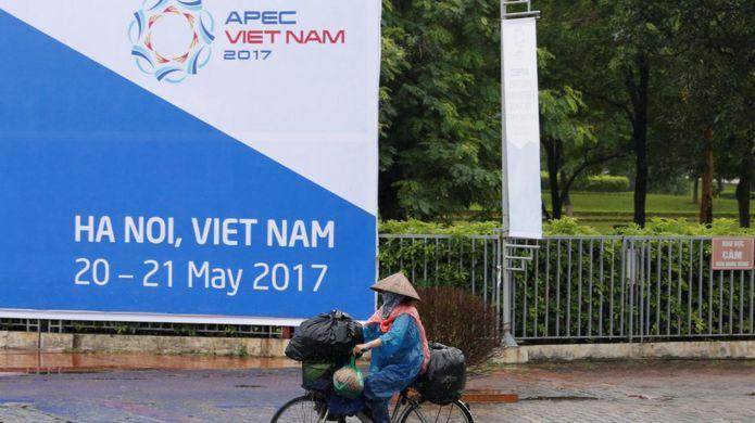 Tổng thống Donald Trump đã nhận lời tham dự Hội nghị thượng đỉnh APEC tháng 11 tới tại Đà Nẵng