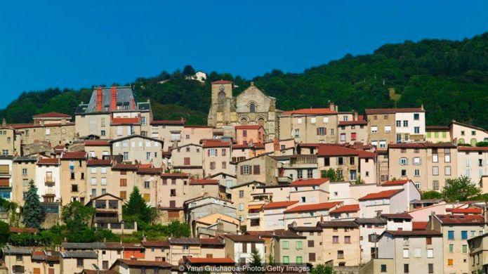 Thị trấn Thiers của Pháp nổi tiếng về việc sản xuất dao gấp